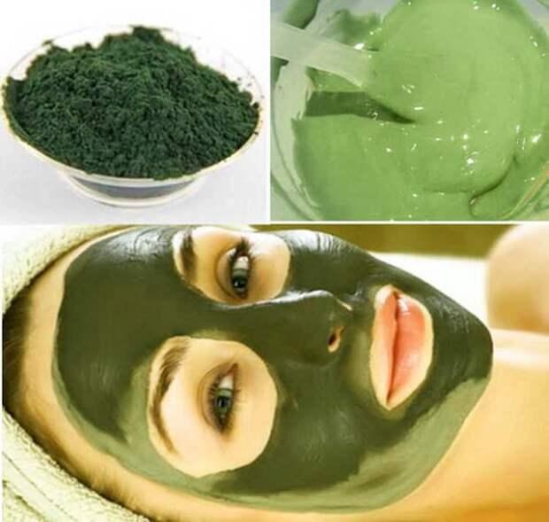 Отличная домашняя маска, которая омолодит вашу кожу.