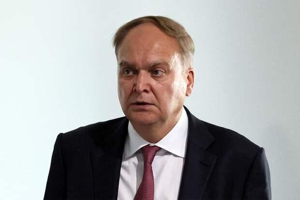 Посол России Антонов вернулся в США