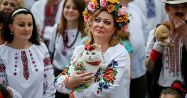 Алексей Куракин: Остаётся одно – надевать вышиванки