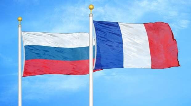 Установление русско-французских отношений