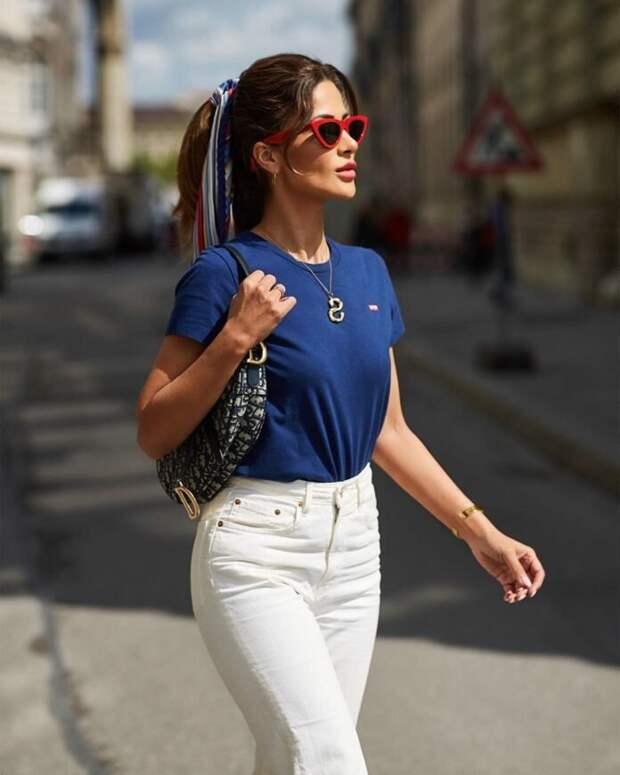Модные футболки: 10 топовых моделей весна-лето 2021, новинки + актуальный обзор