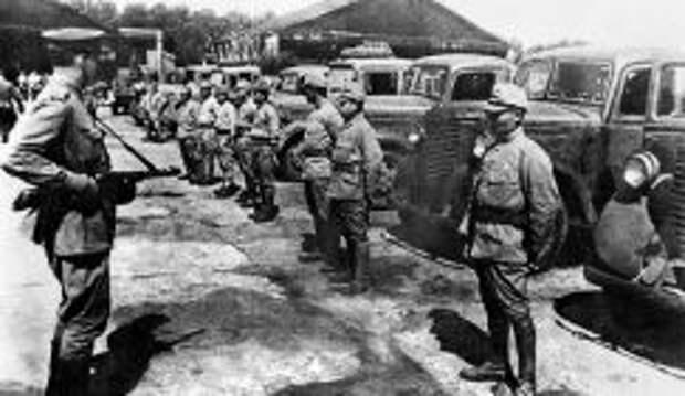 Как Япония едва не стала советской республикой