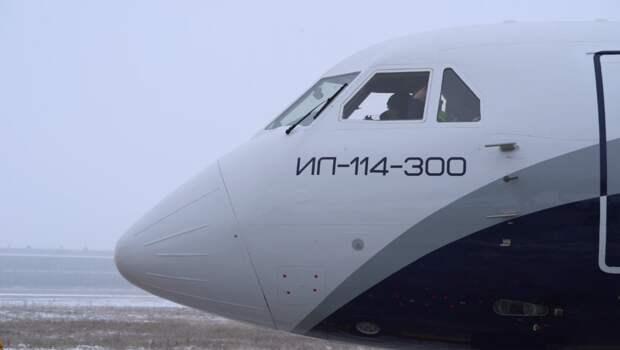 Сирия и Арктика доказали востребованность нового Ил-114-300 для России
