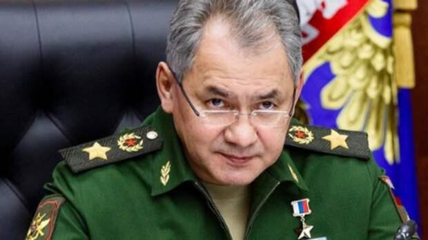 Министр обороны РФСергей Шойгу прибудет вОмск