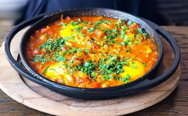 Готовим яичницу как в Грузии: сытности чирбули хватает до обеда