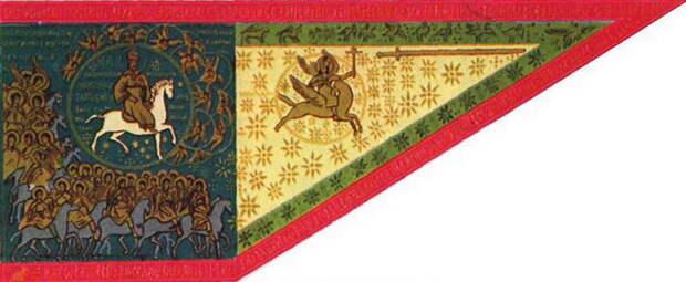Великий стяг Ивана Грозного. 1560 год - «Взятье полоцкое литовские земли…»: начало Полоцкого похода | Warspot.ru