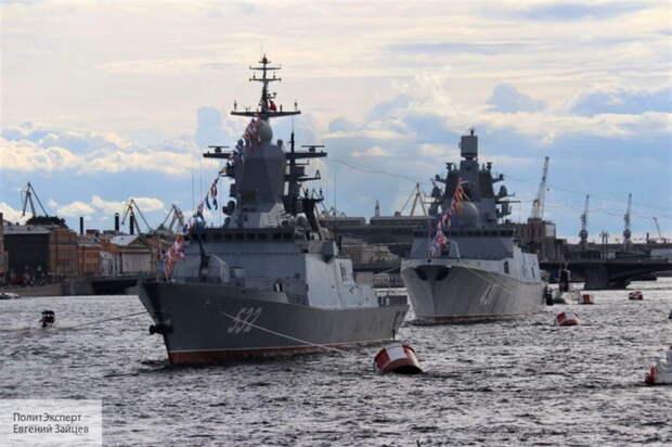 В Китае описали морскую стратегию России против НАТО