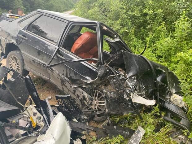Появились подробности ДТП в Калининском районе с участием 20-летнего водителя