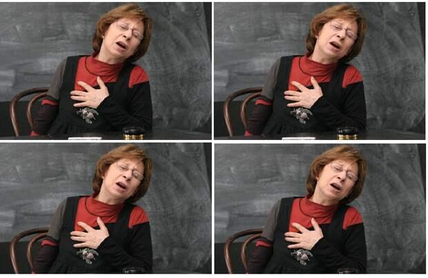 Известная скандальными либеральными демаршами артистка Лия Ахеджакова выступила за гей-пропаганду в искусстве. Она высказалась...