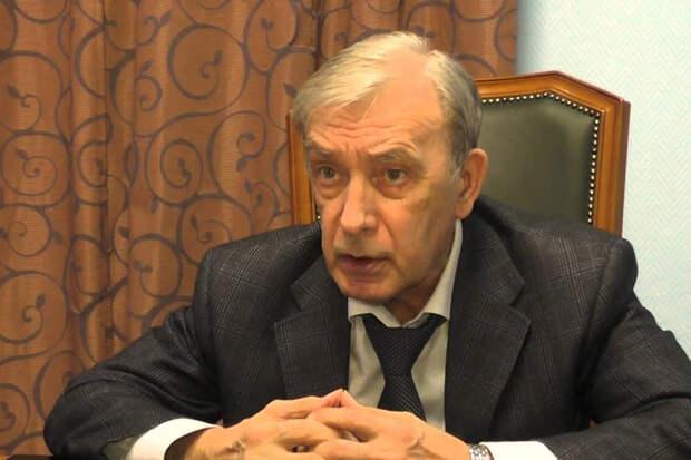 Умер легендарный психиатр-криминалист Михаил Виноградов