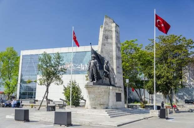 Прогулка по Стамбулу. Стамбульский Морской музей (İstanbul Deniz Müzesi) 1