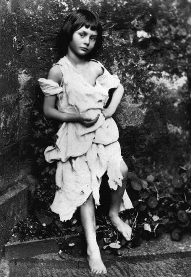 Сказка и жизнь Алисы Лидделл. Истенная история Алисы вдохновившей Керрола.