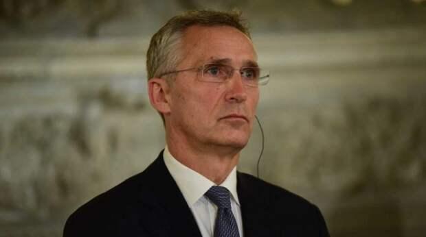"""Столтенберг потерял """"красные линии"""" в диалоге НАТО с Москвой"""