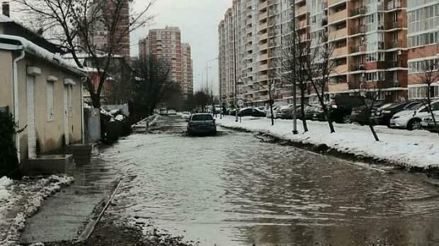 В Краснодарском крае вновь будет снежно и дождливо