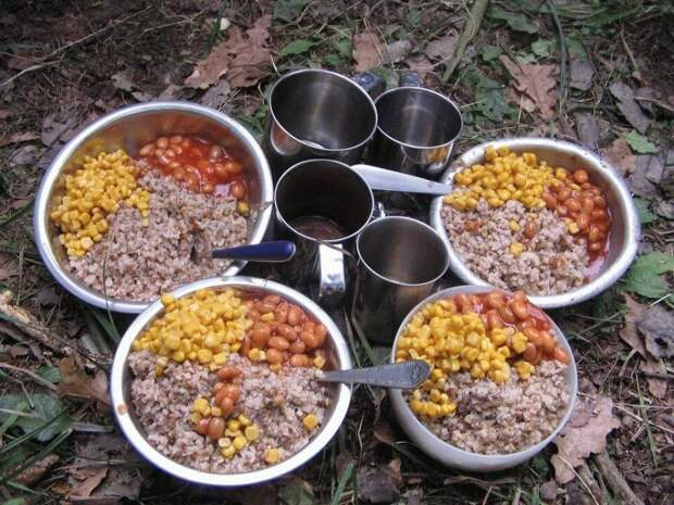 Собираем продукты в поход: полезные советы