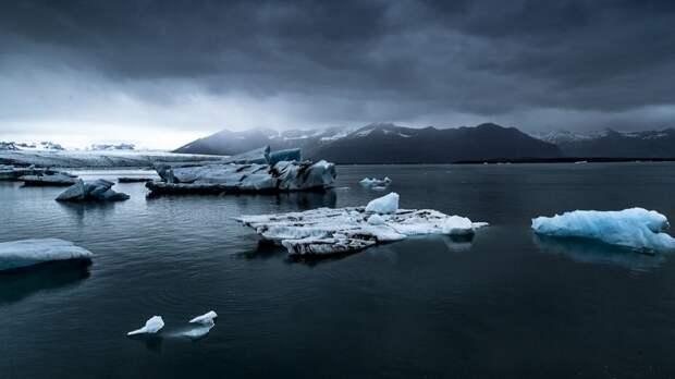 В Антарктиде таится бомба замедленного действия