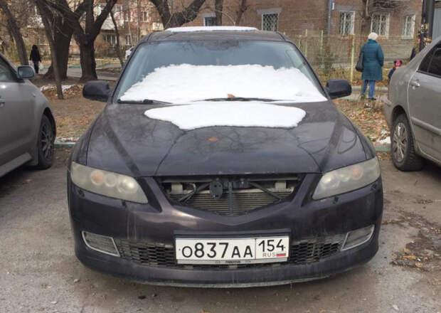 Сибирячка купила «Мазду», а через 7 лет у нее забрали автомобиль — в ГИБДД «проворонили» перебитые номера