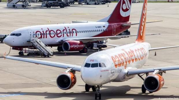 Мировой рынок авиаперевозок ждут потрясения