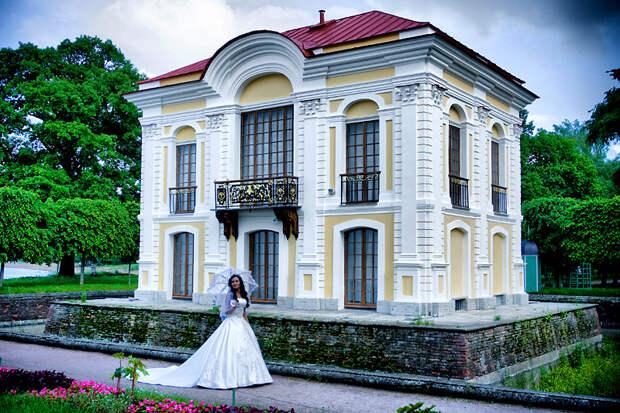 Государственный музей-заповедник «Петергоф»