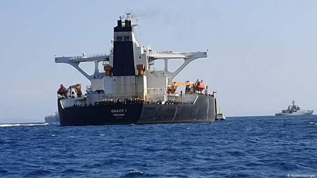 Гибралтар отвесил звонкую пощёчину США