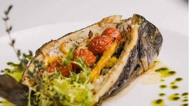 Рыба дорада в фольге и без нее: интересные блюда на нашем столе