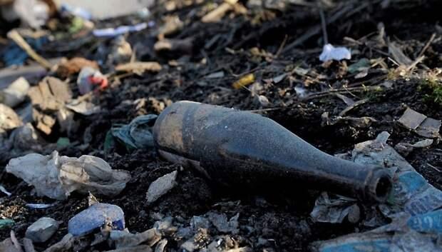 Жители Подмосковья стали втрое реже жаловаться на вывоз мусора