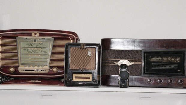 Радиоприемники. Архив