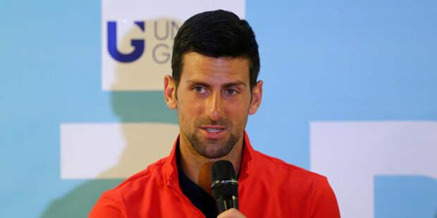 Стал известен соперник Джоковича по четвертьфиналу Roland Garros