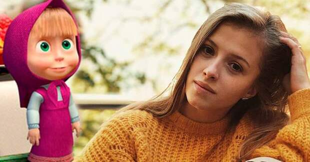 Как выглядит ичем занимается девочка, озвучившая главную героиню мультика «Маша иМедведь»