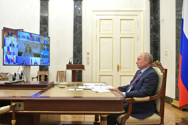 О пенсионных планах Путина