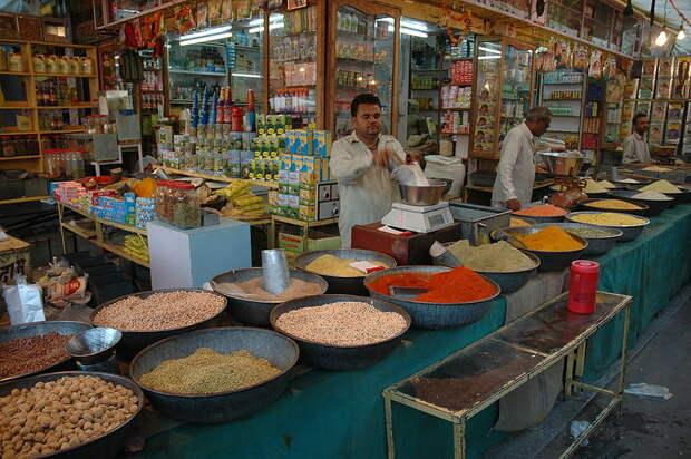 Пряности и специи из Индии Индийские пряности