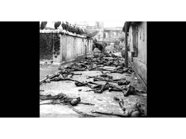 """30 млн погибших от голода в Бенгалии в результате """"ошибки управления"""""""