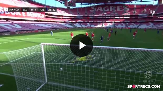 Highlights: Benfica 1-2 Gil Vicente (Liga 20/21 #27)