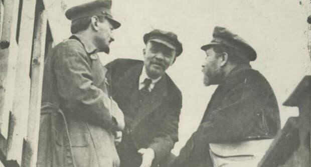 Первые годы Октябрьской революции в лицах: как это было 100 лет назад