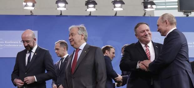 Вавилон-Берлин: что может изменить международная конференция по Ливии?