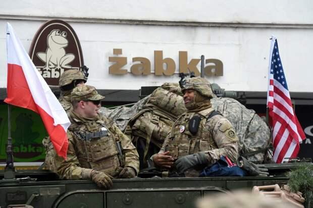 Польша хочет вернуться в прошлое, чтобы воевать с Россией