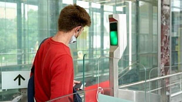 К 2024 году во всём общественном транспорте планируют внедрить биометрию