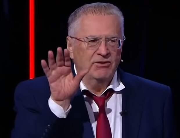 """Жириновский придумал, как """"выбить"""" из Украины 3 млрд долларов"""
