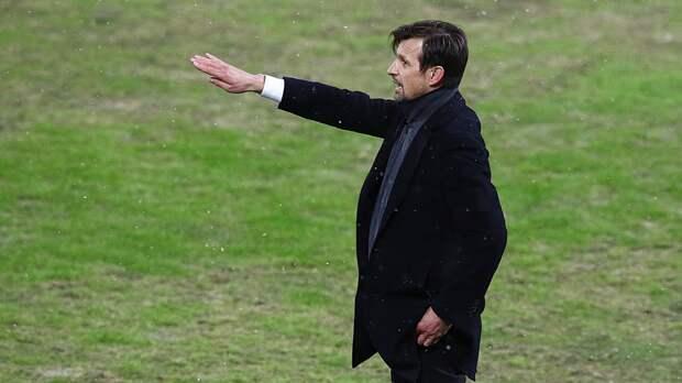 Семак: «Зенит» мог победить «Краснодар». Будем разбирать наши ошибки и готовиться к следующему матчу»