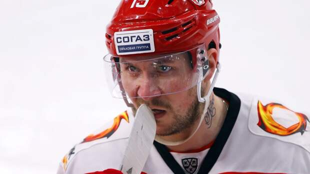 Голышев: «Дацюк мне сразу сказал, что нужно уезжать в НХЛ. Это большой шаг вперед в плане развития»