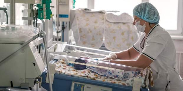 В четырех столичных стационарах организовано видеонаблюдение из отделений реанимации и патологии новорожденных – Собянин