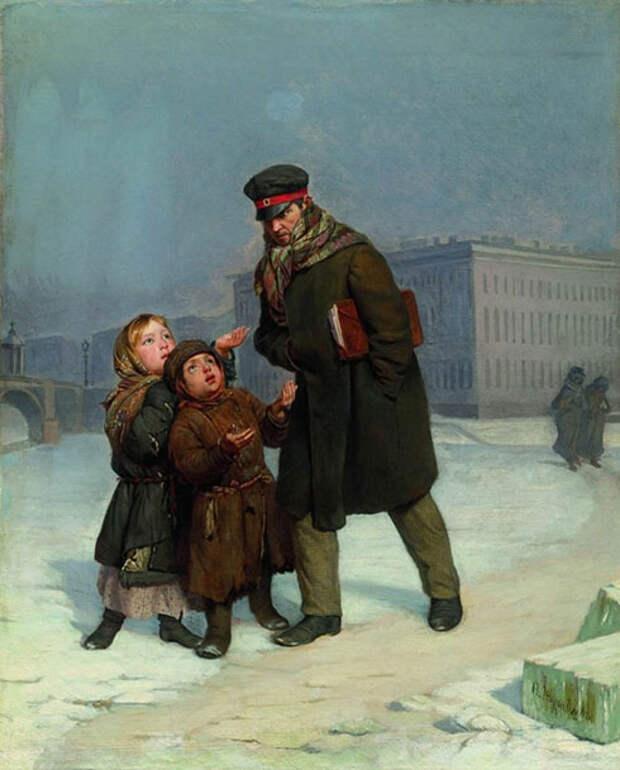А. Полянский: Уроки капитализма