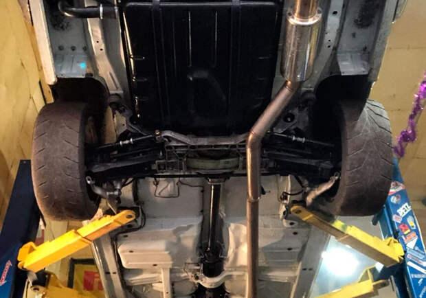 Стильный ГАЗ-2410 «Волга» с двигателем Toyota 1JZ-GTE под капотом