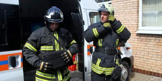 На территории Боткинской больницы обнаружили снаряд