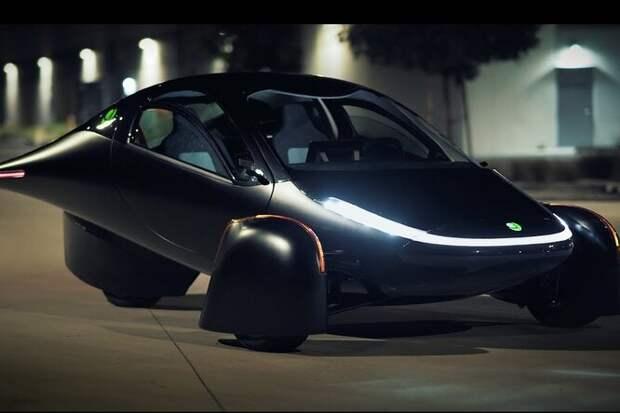 На рынок вышел электромобиль, который «можно незаряжать»
