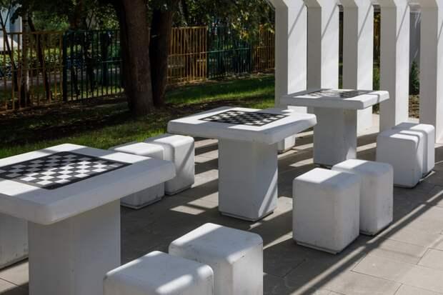 Игровые площадки для взрослых появляются в Москве