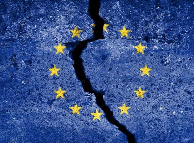 Европа разлагается от коронавируса - Вассерман