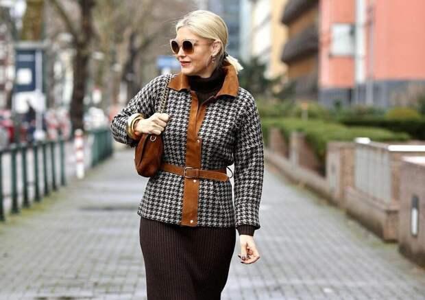 5 трикотажных вещей, которые будут в гардеробе европейских модниц этой весной