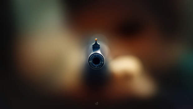 when the gun is pointed at you by Fouad Vatanzadeh on 500px.com