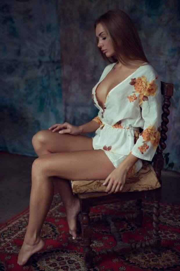 Красивые девушки: Спелость & Зрелость!